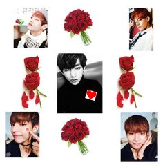 """""""V """" by exo-kay on Polyvore featuring art"""