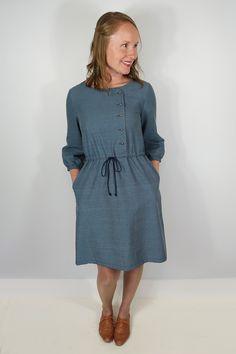 The Mayberry Dress – Jennifer Lauren Handmade