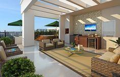 Cobertura - Apartamento decorado.