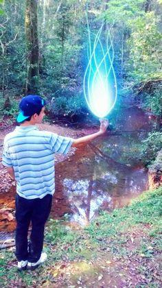 Power nature boy