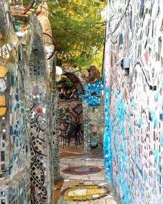 #mosaics #magicgardens