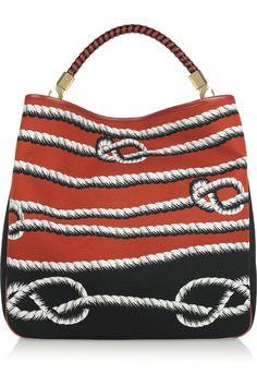 Yves Saint Laurent Spring Summer 2012 Bag