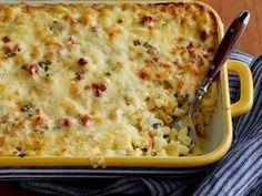 Flays Mac and Cheese Carbonara