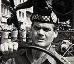 Lt Col Colin Mitchell ; the fabled 'Mad Mitch'. You crossed him at your peril.