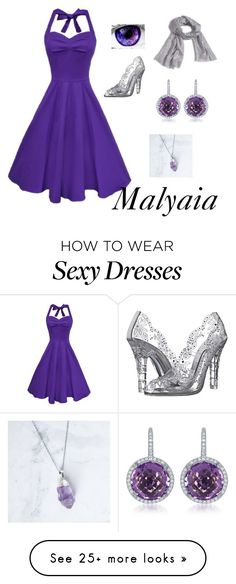 """""""Untitled #55"""" by malyaia on Polyvore featuring Vera Bradley, Dolce&Gabbana and Diana M. Jewels"""