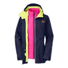 7110a8930ff26 The North Face Shadow Triclimate Jacket - Women s