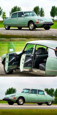 1972 Citroen DS 21 Pallas