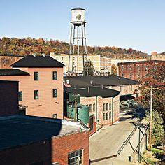 Kentucky's Bourbon Country | Buffalo Trace | Bourbon Trail 2014