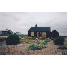 Derek Jarman's house and garden