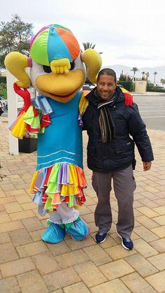 Fotos con Marjalita #Carnaval2015 www.marjalcostablanca.com