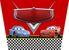 Car Themed Parties, Cars Birthday Parties, Car Birthday, Disney Cars Party, Oh My Fiesta, Car Themes, Lightning Mcqueen, Xmas Presents, Craft Party
