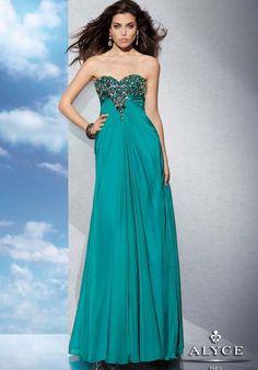 B'Dazzle 35572 at Prom Dress Shop