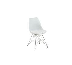 Meet spisestuestol - Møbelringen kr. 595,- (x6) Eames, Meet, Chair, Furniture, Home Decor, Decoration Home, Room Decor, Home Furnishings, Stool