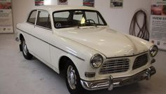 1967 Volvo Amazon 121 - 2.0L A perfect rolling restoration project. The car is complete and original and past Danish MOT until 2018. The car can be driven as is or restored to the next level. - K005