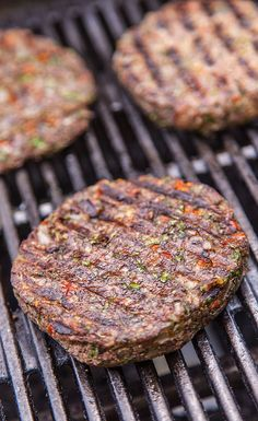 Vegan Black Bean Burgers for the BBQ on the 4th of July