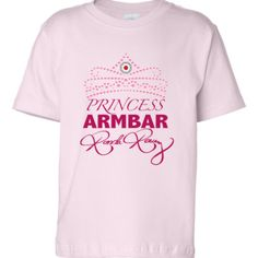 Ronda Rousey - Official Princess Armbar girls' T-shirt #ArmbarNation See more at RondaRousey.net