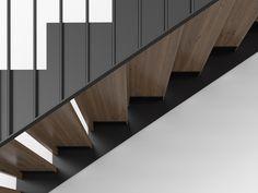 Detail in Grado LOFT stairs. Loft Stairs, Divider, Detail, Decoration, Room, House, Inspiration, Furniture, Ideas