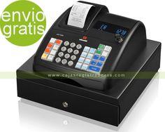 Caja Registradora Olivetti ECR 7200 - IVA y Envio inc. +10 ROLLOS PAPEL GRATIS tienda eBay de cajasregistradoras.com