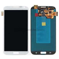 For Samsung Galaxy Note 2 LTE N7105 LCD Screen and Digitizer Assembly Replacement - White