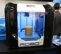 Robo3d Updates Their 3D Printers #3DPrinting