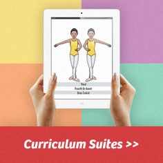 Browse the Curriculum Suites from TheBalletSource.com, use code PINTEREST10 to save 10%!