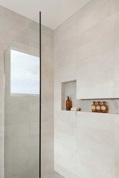 neutral tiles for the bathroom | home design inspiration