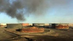 Libya: Fighting erupts near Ras Lanuf and Sidra oil terminals - BBC News