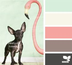 creature tones  Color Palette - Paint Inspiration- Paint Colors- Paint Palette- Color- Design Inspiration