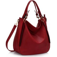 Ladies Burgundy Oversized Hobo Girls Hand Bags – Linen and Bedding Hobo Purses, Purses And Bags, Shoulder Strap Bag, Leather Shoulder Bag, Leather Hobo Bags, Leather Purses, Leather Handbags, Long Strap Purse, Designer Bags Sale