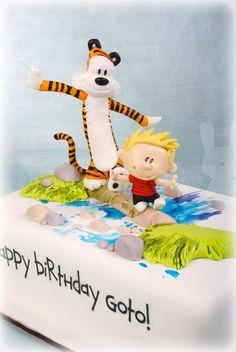 Wish a cake like that. Via That;s Nerdalicious