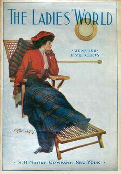 Ladies' World 1911-06