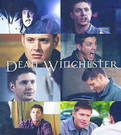 Dean Winchester, my love Dean Winchester, Winchester Brothers, Jensen Ackles, Supernatural Series, Supernatural Fandom, Jared Padalecki, Castiel, Super Natural, Family Business
