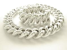 Silber Colliers - 115036/28