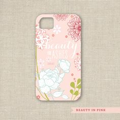 Image of iPhone Case - Isaiah 61:3