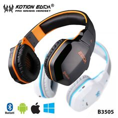 (37.99$)  Buy here  - +Hot Sale+ B3505 Wireless Bluetooth V4.1 Gaming Headphone Headset Noise Reduction Multifunctional key For Running Strolling Call