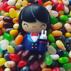 Magique by Momiji #momijidolls #spreadthelove #jellybeans