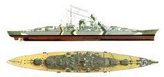 German Battleship Bismarck (yahoo.image)
