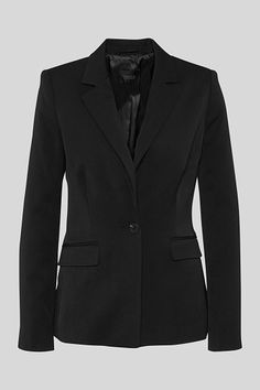Businessblazer | C&A Black Blazers, Blazers For Women, Nice To Meet, Satin Finish, Baby Shop, Suits You, Elegant, The Office, Mantel