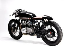 MotoHangar CB550 Cafe Racer ~ Return of the Cafe Racers