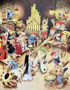 #Gnomes #Gnomi