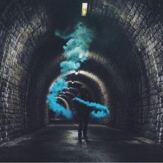 blue, grunge, and dark εικόνα