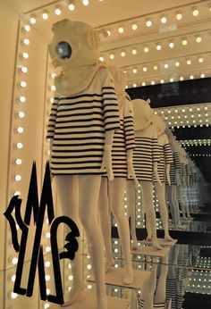 Moncler S/S 2011 Window Display ~ SOLIFESTYLE