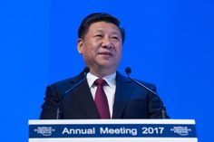 """China will strive to enhance the performance of economic growth"", President Xi highlights from the World Economic Forum 2017 in Davos Davos, World Economic Forum, Annual Meeting, Affair, Presidents, Highlights, Politics, War, China"