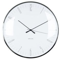 Buy Karlsson Dragonfly Wall Clock - White from our Wall Clocks range at Red Candy, home of quirky decor. Red Kitchen Accessories, Decorative Accessories, Minimalist Wall Clocks, White Wall Clocks, Home Clock, London Clock, Quirky Decor, Wall Clock Design, Architects