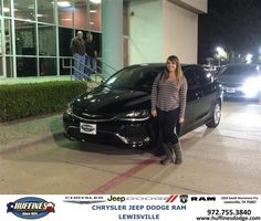 https://flic.kr/p/HhaTCR | #HappyBirthday to Ashley from Brett Kelley at Huffines Chrysler Jeep Dodge Ram Lewisville! | deliverymaxx.com/DealerReviews.aspx?DealerCode=XMLJ