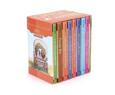 """Little House on the Prairie: Also reaching to the classics, Aaryn P. recommends the Little House Collection nine-book set by Laura Ingalls Wilder for moms wanting their daughters — and sons — to find inspiring females in fiction. Her 9-year-old daughter """"loved every single book,"""" she says."""