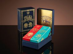 Awaken in royal fashion with the Palace Breakfast Tea Set, a collection of two majestic tea blends. Empower yourself with a robust black tea blend which is sure to invigorate and impart strength for the day ahead, or sweeten the dawn with a green tea delicately enhanced with sweet lemons and a hint of noble rose. Presented together in a magnificent box and sleeve.