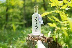 Kokoro Gin - an English Gin with a Japanese heart Gin Goblets, English Gin, Luxury Glasses, Gin Glasses, Master Of Malt, Japanese Sake, London Dry Gin, Kokoro, Cocktail Drinks