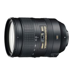 Nikon AF-S-NIKKOR-28-300mm-F3.5-5.6 G-ED-VR - An ideal solution for FX-format D-SLRs, featuring a broad 10.7X zoom.