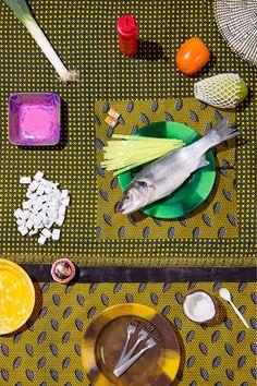 Keur, la boutique, 39 rue Jean Baptiste Pigalle 75009 Paris Photos : Cyrille Robin – Direction artistique : Paris Télex' #ankara #tableware
